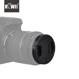 Canada Capuchon d'objectif d'appareil photo 37mm 40.5mm 43mm 46mm 49mm 52mm 55mm 58mm 62mm 67mm 72mm 77mm 82mm Protecteur d'objectif grandeur nature cheap 62mm lens caps Offre
