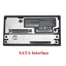 Prises sata en Ligne-Vente chaude SATA Interface Adaptateur Réseau Pour PS2 Fat Console HDD Pour Sony Playstation 2 Fat Sata Socket