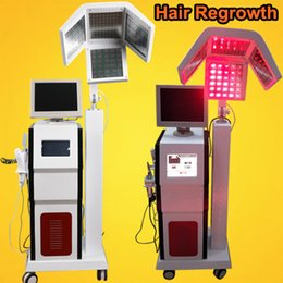 Wholesale Hair Loss Comb - World best hair regrowth laser machine 5 IN 1 laser hair growth therapy wholesale laser comb therapy machine HAIR LOSS TREATMENT