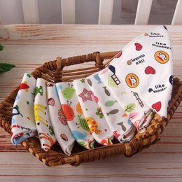 Wholesale White Infant Bibs - Infant and baby baby triangular saliva towel wholesale pure cotton dark buckle double triangle scarf bib pocket