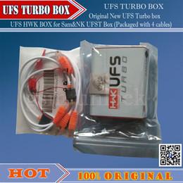 Desbloqueio de flash box on-line-gsmjustoncct 100% HWK Turbo Box UFS Por SarasSoft para Samsung / Nokia / LG Desbloquear Flash