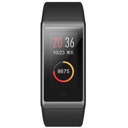 medidor de ips Rebajas HUAMI AMAZFIT Smartband Bluetooth 4.1 50 metros a prueba de agua IPS Monitor de ritmo cardíaco Sleep Monitor
