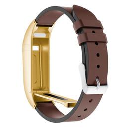 полосы замещения для гибкой гитары Скидка New Fashion high quality  Leather Replacement Wrist Band Strap With Case For Fitbit Flex drop shipping dec26 p45