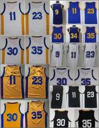 Wholesale Draymond Green - 2018 New Swingman 11 Klay Thompson 23 Draymond Green 9 Andre Iguodala 34 Shaun Livingston Men's 100% Stitched