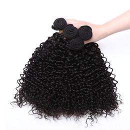 Wholesale Hair Weave Suppliers - ELIBESS HAIR-Factory Supplier Indian Virgin Remy Human Hair Kinky Curly 3 Bundles 60g pcs Human Hair Weaving