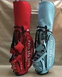 Wholesale Pics Bags - New Model Light Weight American Athlete Stand bag 2 Colors Available More Actual Pics Contact Seller