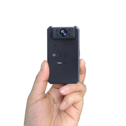 Wholesale Camera Waterproof Pal - 2018 New Top Quality Factary Price 1080P Police Body Worn IR Night Vision Security Police Camera Body Camera 128GB For Home Safety