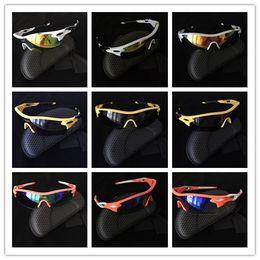 Argentina 2018 Nueva Marca Radar EV Pitch vidrios de sol polarizados que cubren las gafas de sol para las mujeres hombre gafas de sol que montan los vidrios Ciclismo Eyewear uv400 Suministro