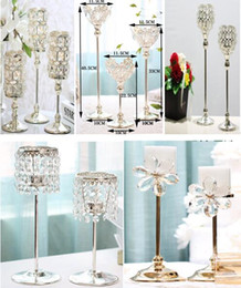 Wholesale Float Candle Holder - Ball1 shape white Crystle candle holder with 1pc free candles, decorative candle stick