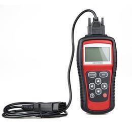 Wholesale check scanner - Autel MaxiScan MS509 EOBD OBDII OBD Car Code Reader Scanner Check Engine Light Universal Diagnostic Tool