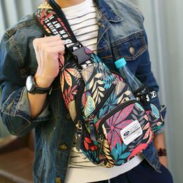 Wholesale Travel Sling Bag For Men - Men Chest Pack Leisure Travel Sling Bag Brand Oxford Shoulder Chest Crossbody Sling Bag Pack for Men Women Girls Boys