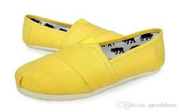 Argentina Zapatos ocasionales de las mujeres Clásicos TOM MRS Mocasines de la raya de los zapatos Slip-On Flats zapatos perezosos tamaño 35-45 envío gratis # 8 # cheap stripe loafers Suministro