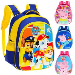 Wholesale- 3D Bags for boys girls backpack kids Puppy mochilas escolares  infantis children school bags lovely Satchel School knapsack f26c5ccc88baa