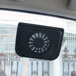 2019 автомобиль митчелла Новый Солнечный Интерьер Автомобиля Кулер Система Вентиляции Авто Вентиляционное Отверстие Вентилятор Охлаждения Энергосберегающая Система Вентиляции Радиатор