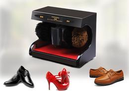 Wholesale Gadget Shoes - Shoe Polishing Cleaning Machine Consumer Electronic Gadget Wardrobe Footwear Style Shine LLFA