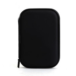 Evrensel Taşınabilir Fermuar Harici 2.5 inç HDD Çanta Case Kılıfı Profesyonel Koruma için Standart GPS Sabit Disk Sürücüsü Cihazı nereden taşınabilir sürücü kutusu tedarikçiler