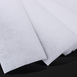 100 pcs / lot Professionnel Unisexe Cire Papier Cires D'épilation Épilation Papier Non-Tissé Épilateur Livraison gratuite ? partir de fabricateur