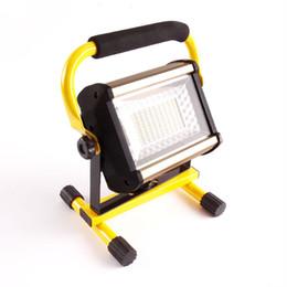 Le lampade a mano di lavoro hanno condotto online-Ricarica a mano Luce proiettata all'aperto Spostamento Proiettore LED Lampada funzionante per miniera di carbone Vendita diretta in fabbrica 135rha X.