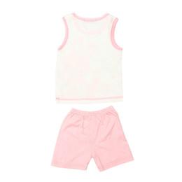 Wholesale Winter Pajama Baby - ABWE Best Sale Baby Kids Clothes Set,Girls Boys T shirt+Pants Undershirt Shorts,Kids Pajama Set,Children T Shirts New-Rabbit P