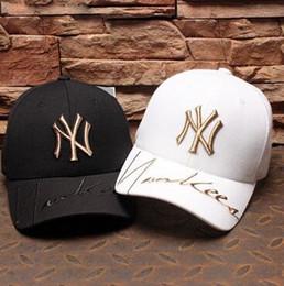 Chapeau gros casquette de baseball broderie lettre soleil chapeaux réglable Snapback Hip Hop danse chapeau été en plein air hommes femmes blanc noir visière 663 ? partir de fabricateur