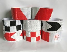 Wholesale Reflective Tape For Trucks - 5CMx400CM,White color, Reflective adhesive tape, Reflective tape sticker for Truck,Car,Motorcycle,Bike, safety use,Free shiping.