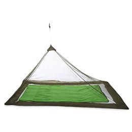 Letti camuffamento online-Tenda esterna portatile della zanzara della tenda leggera compatta all'aperto per le singole tende di campeggio del letto per l'escursione di campeggio all'aperto