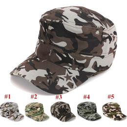 cappelli da campeggio per uomo Sconti NIBESSER Camouflage Berretto con  visiera regolabile Mens Womens Cap Backclosure b4f702f1f0df