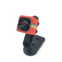 Argentina Nueva Llegada Portátil SQ11 HD 1080 P Car Home CMOS Sensor de Visión Nocturna Videocámara Mini Cámara DVR DV Grabadora de Movimiento Videocámara Suministro