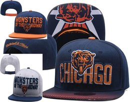 Wholesale print stores - 2018 Fan's store outlet sunhat headwear Snapback Chicago Hats Caps Adjustable All Team Baseball Ball snapbacks hats