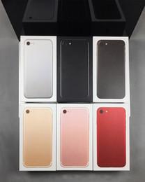 2019 accesorios al por mayor uk Caja de teléfono celular Cajas vacías Juego de caja al por menor para Iphone X Iphone 8 8 más 7 más cajas de teléfono celular DHL