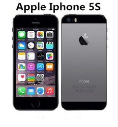 Apple iPhone 5S sans empreinte digitale 64 Go 32 Go 16 Go iOS 8 4.0
