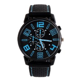 Wholesale Dropshipping Dresses - Hot Clock time Women And Men Casual Simple Business Leather Quartz Analog Wrist Watch lady dress watch dropshipping