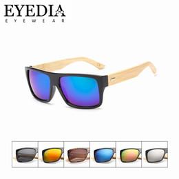 0412b3d64c6 2019 gafas de sol rectángulo azul Moda vintage rectángulo azul espejo  hombres gafas de sol de