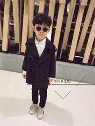 694125931afd Distribuidores de descuento Moda Coreana Niños Abrigos De Invierno ...