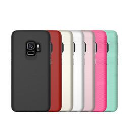 Capa de iphone super slim on-line-Para iphone x 8 7 6 s plus slim casos de telefone hybird capa para samsung s9 s8 xiaomi huawei celular case super boa qualidade triângulo case