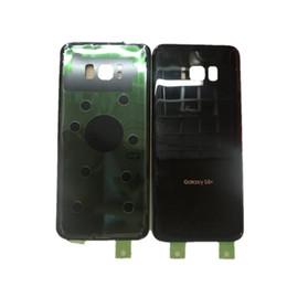 Canada 100pcs batterie originale porte couvercle du logement en verre couvercle pour Samsung Galaxy S8 G950P9 Plus Offre