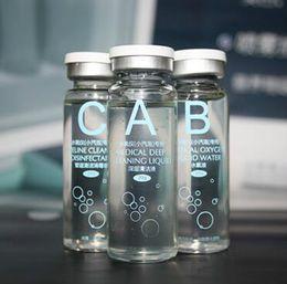 Medidor de piel online-Water Oxgen Meter (pequeña burbuja) Essence 20g / Bottle Aqua Facial Serum Hydra Facial Serum Para Piel Normal