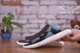 sandali confortevoli con tacco alto Sconti 2018 Più recenti Y3 Qasa Sandalo Scarpe estive Moda High-Q Tubular Y3 pantofole uomo Donna pantofole comode sandalo Boost taglia 39-44