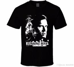 Argentina Camisetas estampadas Online Runner Man Arnold Action Movie Fan T Shirt Hombres Premium O-cuello de manga corta camisetas cheap runner shorts men Suministro