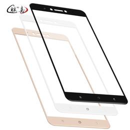примечание: hd full Скидка 9 H закаленное стекло для Xiaomi Redmi Note 4 pro 4X примечание 4 3 4a полное покрытие HD стекло для mi 5s 5c 5 5x 6 защитная пленка