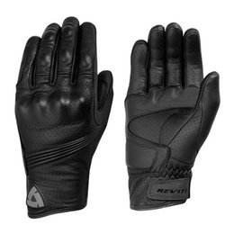 Wholesale revit xl - 2016 New REVIT Breathable Motorcycle Glove Black Genuine Leather Motocross Protection Guantes Moto GP Off Road Gloves Men&Women1