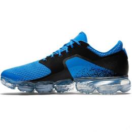 Top quarity 2019 UK CS Trail Zapatos para correr mujeres Zapatillas ligeras Azul marino Zapatos Zapatillas deportivas impermeables Tamaño 36-45 desde fabricantes