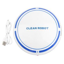 Wholesale Floor Sweepers - Floor Usb Rechargeable Smart Automatic Robotic Sweep Robot Vacuum Cleaner Mini Automatic Sweeper Dust Sweeping Machine
