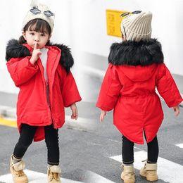 65513e10541e Kids Thick Jacket Overcoat Canada