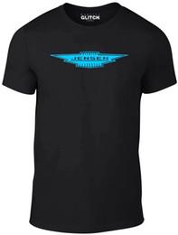 Loghi del motore online-Jensen T Shirt - Retro Classic Car Company Logo Driving Interceptor Motors Badge