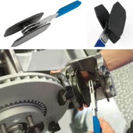 2019 ascensore aria auto Pinza freno Pressa Car Pinza freno Pistone Spreader Press Tool Universal Blue