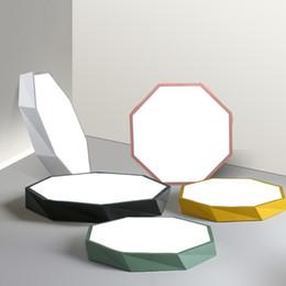 Macaron LED Plafonniers pour chambre à coucher télécommande ultra-mince plafonnier pour 8-20 mètres carrés moderne maison luminaire ? partir de fabricateur