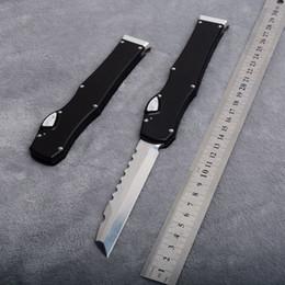 Halo VI Halo 6 Couteau tactique automatique D2 Satin Lame T6061 Poignée Aluminium EDC Couteaux de Poche Avec Kydex Et Verrou ? partir de fabricateur