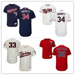 Wholesale Custom Twin - custom Men's Women Youth Majestic Twins Jersey #32 Ryan Vogelsong 33 Justin Morneau 34 Kirby Puckett Home Red Nary Blue Baseball Jerseys