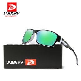 Wholesale cheap fashion glasses for men - DUBERY Polarized Sunglasses Men Women Driving Sport Sun Glasses For Men High Quality Cheap Luxury Brand Designer Oculos D2071